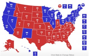 My prediction for 2012: Obama 281, Romney 257