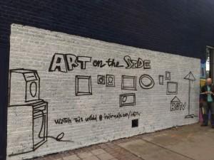 SxSW Wall
